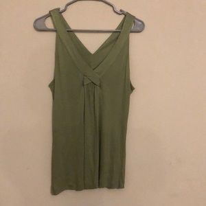 Old Navy green Top size M New